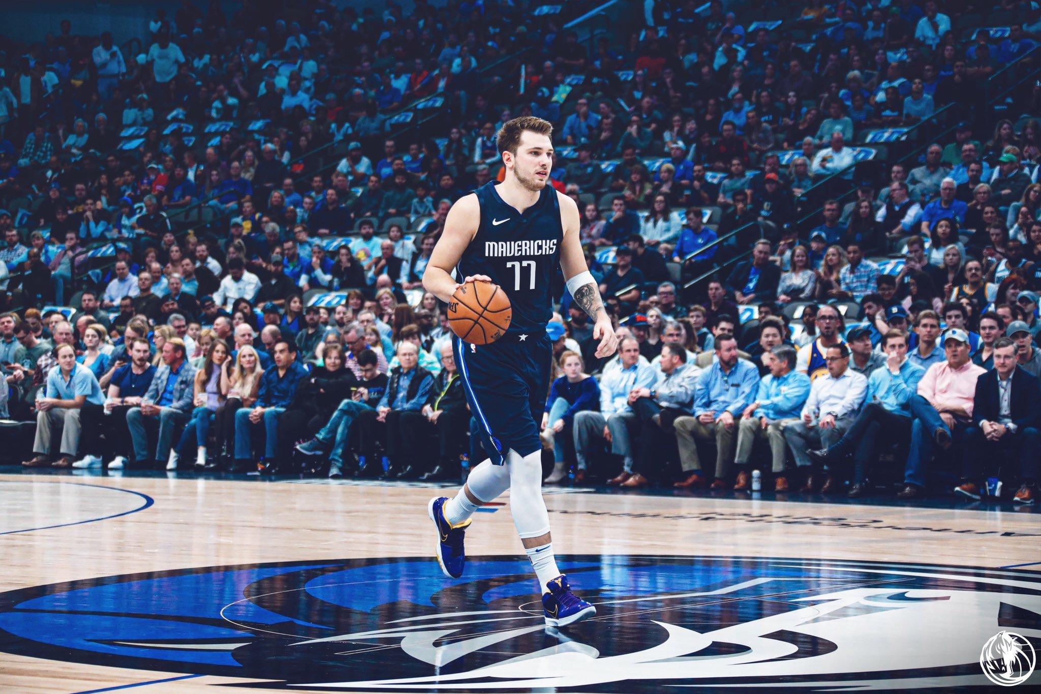 Canotte Dallas Mavericks Luka Doncic